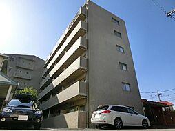 愛知県稲沢市北市場本町4の賃貸マンションの外観