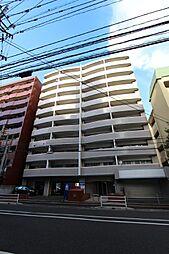 ハニーハイツ三萩野[8階]の外観