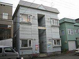 キティハウス[2階]の外観