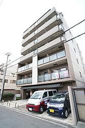 コンフォート桃山[4階]の外観
