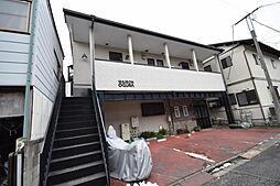 栃木県宇都宮市不動前2丁目の賃貸アパートの外観