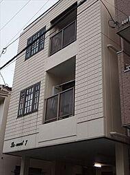ラコート7(セブン)[2階]の外観