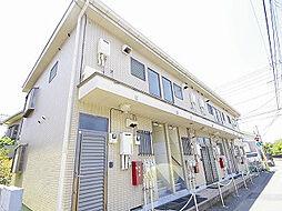 東京都小平市小川東町1丁目の賃貸アパートの外観