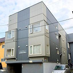 サンコート新札幌[205号室]の外観