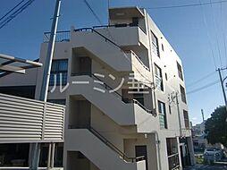 マンション阪本[3階]の外観