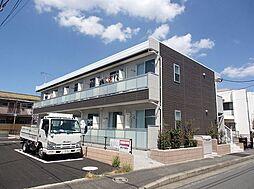 神奈川県横浜市南区大橋町2丁目の賃貸アパートの外観