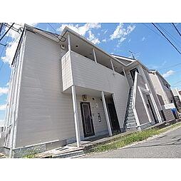 近鉄南大阪線 高田市駅 徒歩13分の賃貸アパート