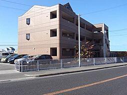 兵庫県明石市藤江の賃貸マンションの外観