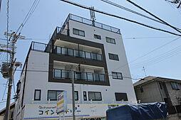大阪府豊中市本町9丁目の賃貸マンションの外観