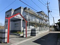 埼玉県所沢市山口の賃貸マンションの外観