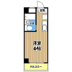 エトワール錦町[3階]の間取り