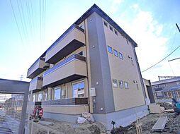フォレストメゾン・シバ[1階]の外観