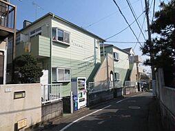グリーンコーポ鶴ヶ峰A・B[A106号室]の外観