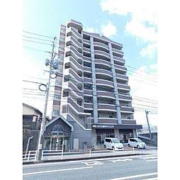 福岡県北九州市小倉北区高坊2丁目の賃貸マンションの外観