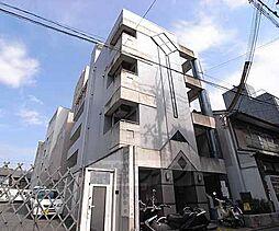 京都府京都市上京区松屋町の賃貸マンションの外観