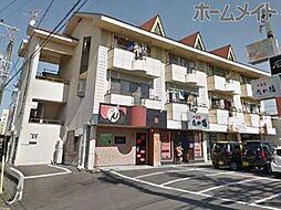熊澤コーポ[2階]の外観