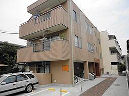 神奈川県横浜市鶴見区上末吉2丁目の賃貸マンションの外観