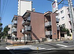 東京都板橋区富士見町の賃貸アパートの外観