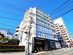 埼玉県朝霞市東弁財1丁目の賃貸マンションの外観