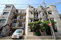 愛知県名古屋市瑞穂区佃町2丁目の賃貸マンションの外観