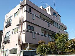 埼玉県さいたま市中央区下落合4丁目の賃貸マンションの外観