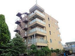 オークプリンス[4階]の外観