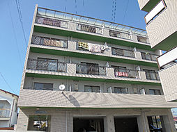 愛媛県松山市南江戸3丁目の賃貸マンションの外観
