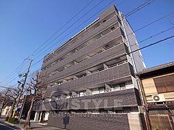 フラッティ円町北[208号室]の外観