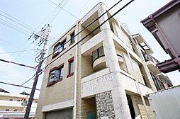 兵庫県宝塚市谷口町2丁目の賃貸マンションの外観