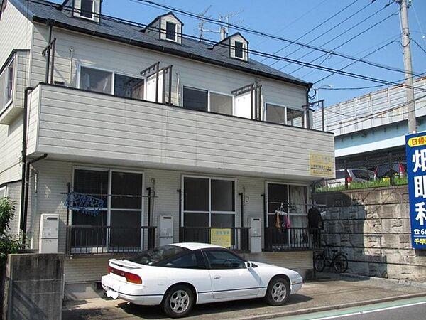 福岡県福岡市東区御島崎2丁目の賃貸アパートの画像
