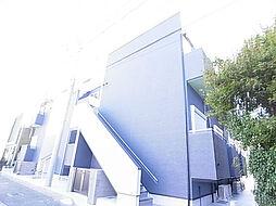 エミアス松戸[105号室]の外観