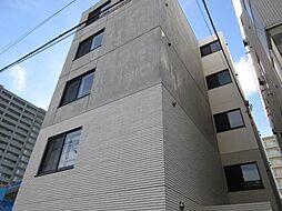 北海道札幌市東区北九条東2丁目の賃貸マンションの外観