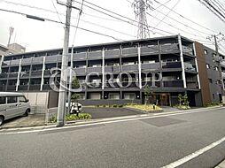 東急多摩川線 武蔵新田駅 徒歩9分の賃貸マンション