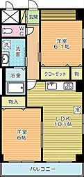 エトワールマサキ[3階]の間取り