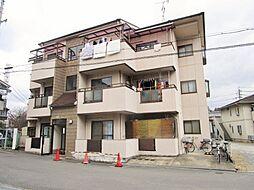 ハイツJIROBEE[1階]の外観