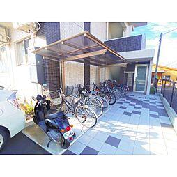 静岡県静岡市清水区七ツ新屋2丁目の賃貸マンションの外観