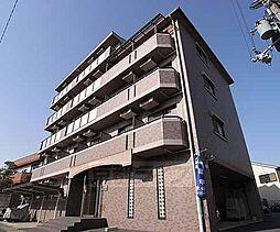 京都府京都市伏見区竹田内畑町の賃貸マンションの外観