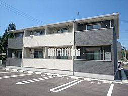 ハマユウ石神沢I[2階]の外観