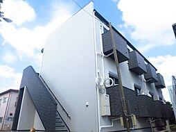千葉県千葉市稲毛区天台4の賃貸アパートの外観
