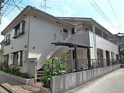 倉田ハイツ[2階]の外観