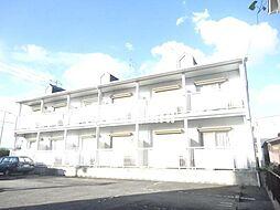 コーポ阪野[2階]の外観