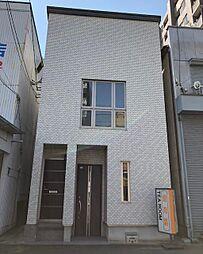 神奈川県横浜市神奈川区栄町15の賃貸アパートの外観