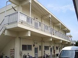 阪南マンション[1階]の外観