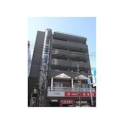 ハイネス新川崎[3階]の外観