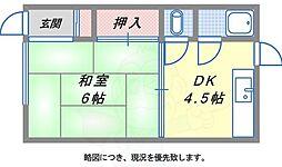 鵯越駅 2.2万円