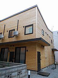 Wood MaisonN18[B号室]の外観