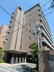 大阪府大阪市東住吉区杭全1丁目の賃貸マンションの外観