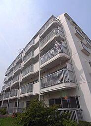 内田マンション[4階]の外観