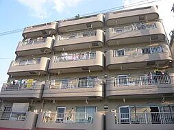 長居イケダハイツ[6階]の外観