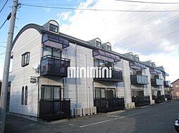 第一MHハウスA棟[1階]の外観